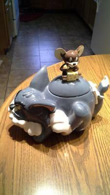 Tom and Jerry Cookie Jar