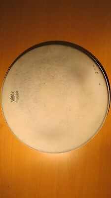 """14"""" Trommelfell REMO Weather King für alleTrommeln Percussion Drumset Rotot 2"""