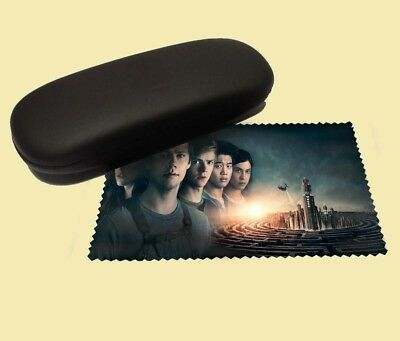 Maze Runner The Death Cure lens cloth screen wipe glasses soft laptop pc movie