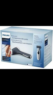Philips TT3003/11 IPL Haarentfernungssystem Lumea for Men inkl. Bodygroom