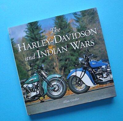 Harley J JDH DL XA WR RLDR Indian Scout Chief 841 Motorcycle Race History Book