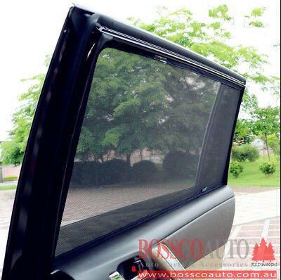 Magnetic Sun Shades suitable for Mazda CX-5 2017-2018