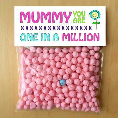DAD DADDY GIFTS One In A Million Personalised fathers day card filler birthday