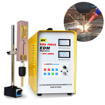 Portable Electrical Discharge Machine, High Power EDM SFX-4000B for Broken Screw