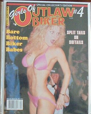 girls of outlaw biker special collectors edition # 4