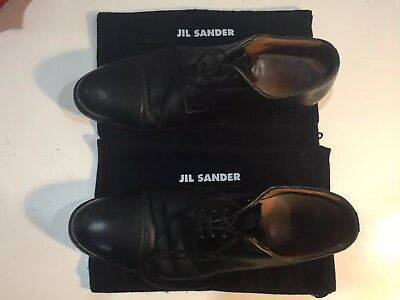 Church's x Jil Sander Leather oxfords US 10.5 UK 9.5