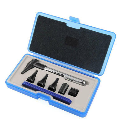 Ophthalmoscope Otoscope Stomatoscop Diagnostic Set for Ear Eye Mouth Health