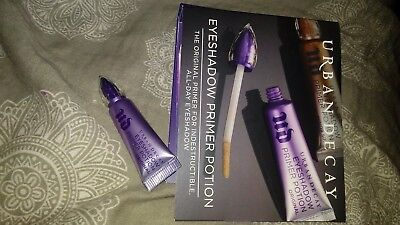 Urban Decay eyeshadow primer potion deluxe travel sample