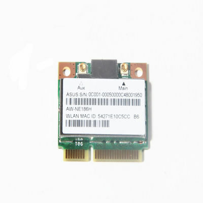 Atheros AR5B125 150Mbps Wifi Wlan Half Mini PCI-E Card Laptop Wireless Network