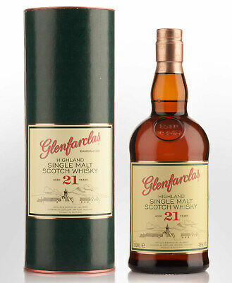 Glenfarclas 21 Year Old Single Malt Scotch Whisky (700ml)