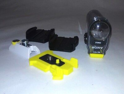 Genuine SONY Waterproof Underwater Clear Case SPK-AS2 for Action Cam HDR-AS100V