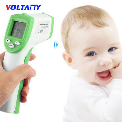 LCD Digital IR Infrared Thermometer Body Non-Contact Temperature Gun for Baby US