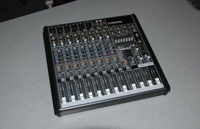MACKIE ProFX12 12 Channel Professional Effects Mixer with USB