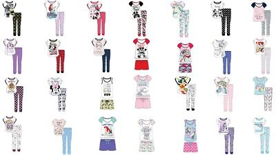 Ladies Women Official Character Novelty Pyjamas PJs Set Nightdress Size 8 to 18