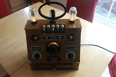 Spirit of St Louis Retro Radio