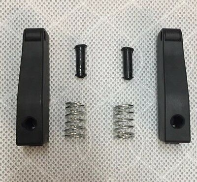 Lascal Buggy Board Mini Wheel Connector Kit With Pins & Suspension - Spare Parts