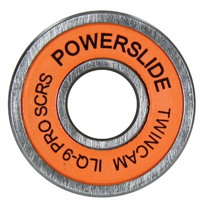 16x Powerslide ILQ-9 Pro Twincam Kugellager / Bearings 608 NEU
