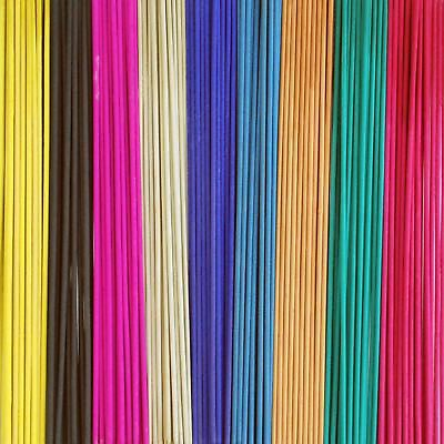 Extra Long Incense Joss Sticks Scent Collection (Pack of 100) - 1 hr+ Burn Time