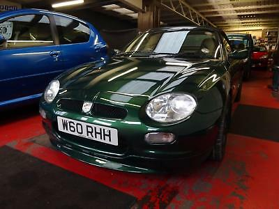 MG/ MGF MGF 1.8i VVC 1 FAMILY OWNED 42,000 MILES,SPENT £11,000 ON CAR