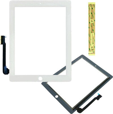 For Ipad 4 4Th Gen White Replacement Lcd Touch Screen Digitiser Glass Display 3G