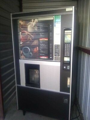 CRANE NATIONAL 655 COFFEE VENDING MACHINE great buy, perfect for small business