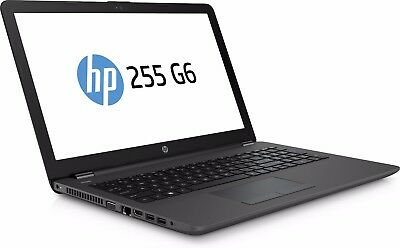 Notebook Hp 1Wy10Ea 255 G6 Amd Dual Core 16 Gb Ram Ddr4/ Ssd 120Gb /windows 7