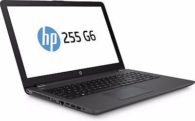 Notebook Hp 1Wy10Ea 255 G6 Amd Dual Core 4Gb Ram Ddr4/ Ssd 120Gb/ Windows 10