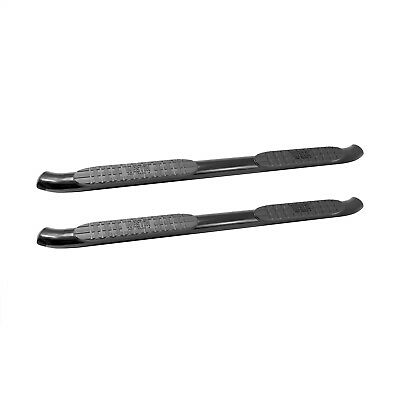 Westin 21-24015 Pro TraXX; 4 in. Oval Step Bar; Cab Length Fits Canyon Colorado