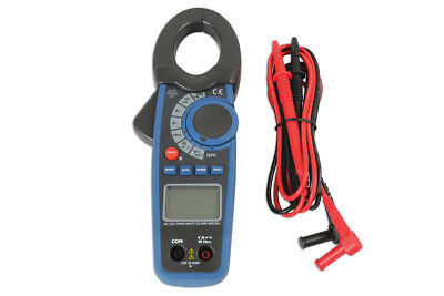 Digital clamp tester for AC/DC current measurement - CAT111 600v rated