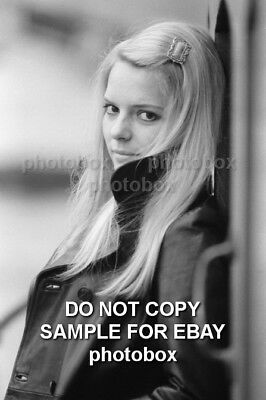 France Gall - Exclusive Unpublished PHOTO  Ref 682