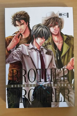 Brother x Brother, Manga, Deutsch