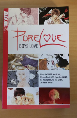 Pure Love - Boys Love; koreanische Mangaka, BL, Manga, Deutsch