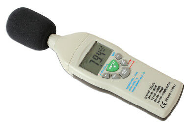 Sound Level Meter 30-130db - Digital Readout - CE Certificated and ROHS