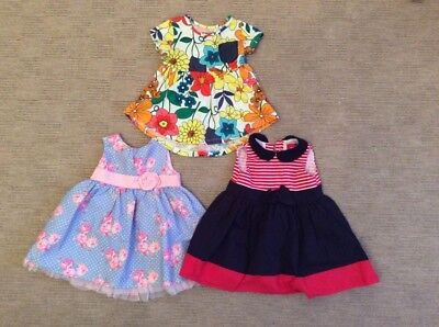 Beautiful Large Bundle Of 6-9 Months baby girls Spring Summer clothes dress