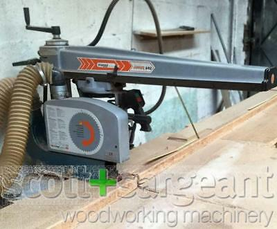 Used Maggi Junior 640 Radial Arm Saw 2003 <Price is £1,600+VAT>