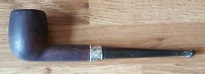 Carved wood vintage Victorian antique smokers pipe X