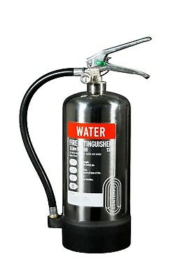 3ltr Water Stainless Steel Fire Extinguisher - amazing value - stock clearance