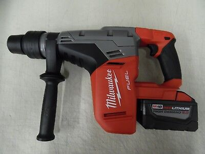 "Milwaukee  2717-21HD M18 FUEL Brushless Cordless 1-9/16"" SDS Max Rotary Hammer"