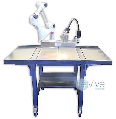 TBJ Downdraft Surgery Table-  designed to exhaust anesthesia gases