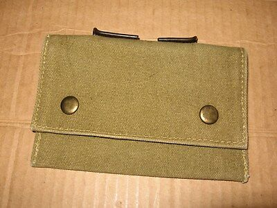Pre WW1 US first aid pouch. Repro.