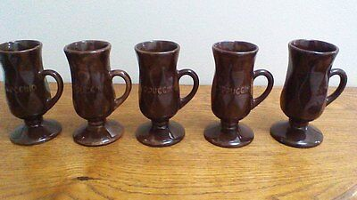 Vintage Rycro LTD. Cappuccino Cups, Los Angeles