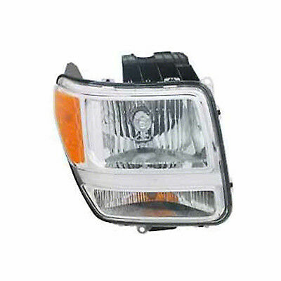 Replacement Headlight Assembly for 07-11 Dodge Nitro (Passenger Side) CH2503177N