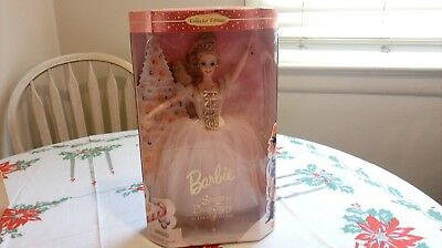 Barbie as the Sugar Plum Fairy in the Nutcracker Collector Edition 1996