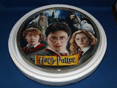 Harry Potter Limited-Edition Collector Plate The Danbury Mint