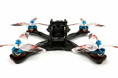 Flyingfolk TX5 210 4mm Carbon Rahmen FPV Freestyle Racer