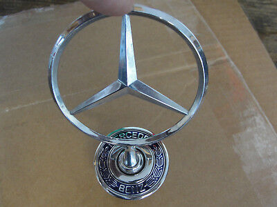 Mercedes-Benz Hood Ornament