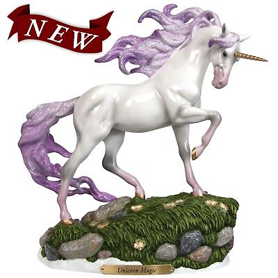 Trail of Painted Ponies Unicorn Magic Standard Edition Horse Figurine 6001096