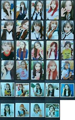 LOT of 29 PRISTIN Official PHOTOCARD 2nd Mini Album SCHXXL OUT Except for KYLA