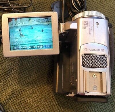 Sony DCR-PC9 Digital Video Camera - With extras