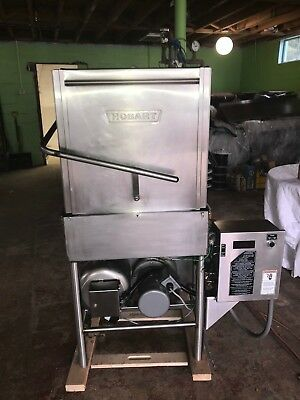 Hobart AM-14C Dishwasher - Corner Unit